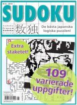 Sudoku Frossa – 19 september 2019