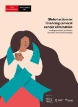 The Economist Intelligence Unit – Global action on financing cervical cancer elimination 2021
