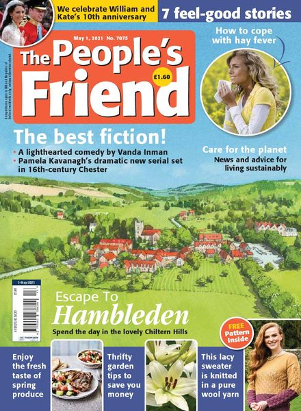 The People's Friend – May 2021