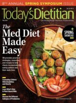 Today's Dietitian – May 2021