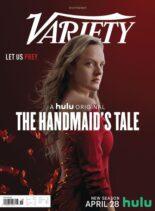 Variety – April 28, 2021