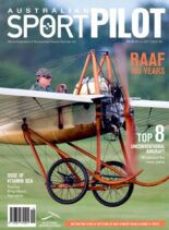 Australian Sport Pilot – Issue 99 2021