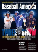 Baseball America – May 2021