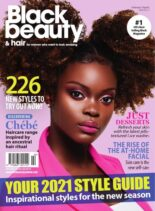 Black Beauty & Hair – February-March 2021