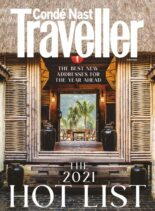 Conde Nast Traveller UK – June 2021
