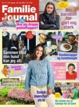 Familie Journal – 26 april 2021