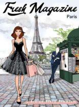Fresh Magaine Paris – N 1 2021