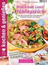 kochen & geniessen – 28 April 2021