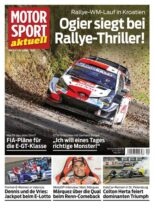 MOTORSPORT aktuell – 27 April 2021