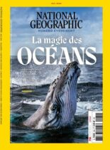 National Geographic France – Mai 2021