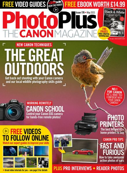 PhotoPlus The Canon Magazine – May 2021