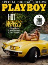 Playboy Germany – Special Digital Edition – Hot Wheels – 2021