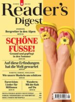 Reader's Digest Schweiz – 26 April 2021