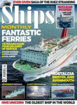 Ships Monthly – May 2021