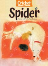 Spider – May 2021