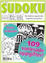 Sudoku Frossa – 18 juli 2019