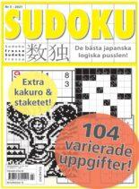 Sudoku Frossa – 18 mars 2021