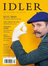 The Idler Magazine – Issue 66 – May-June 2019