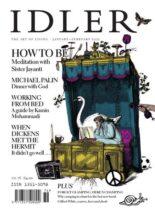 The Idler Magazine – Issue 76 – January-February 2021