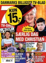 7 TV-Dage – 03 maj 2021