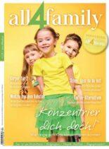 all4family – April 2021