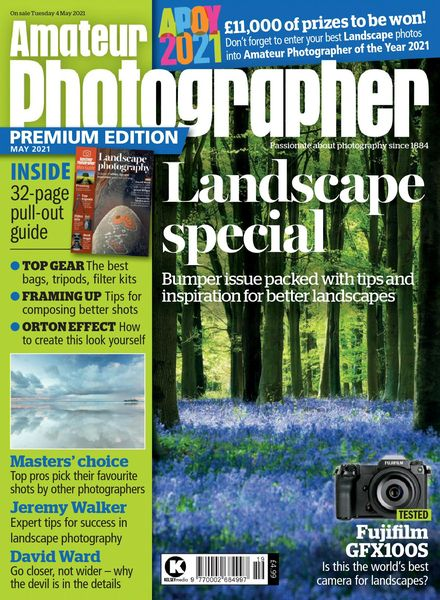 Amateur Photographer – 08 May 2021