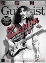 Guitarist – June 2021