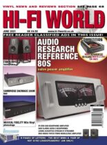 Hi-Fi World – June 2021