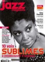 Jazz Magazine – Mai 2021