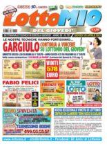 Lottomio del Giovedi – 29 Aprile 2021