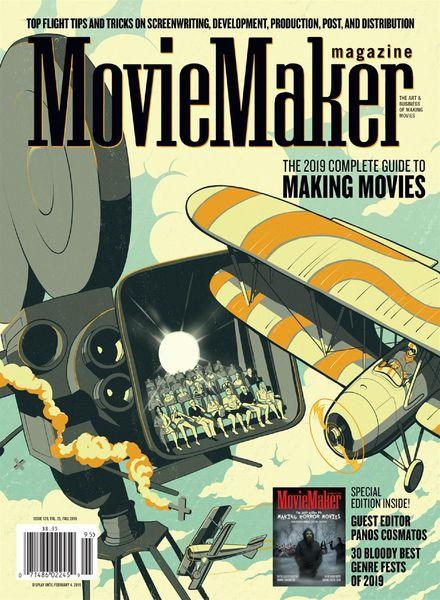 Moviemaker – Issue 129 – Fall 2018-2019
