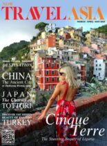Now Travel Asia – March-May 2021