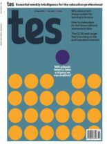 TES Magazine – Issue 5444 – 12 March 2021