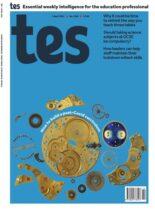 TES Magazine – Issue 5448 – 9 April 2021