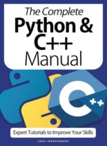 The Complete Python & C++ Manual – April 2021