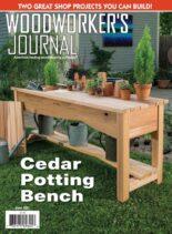 Woodworker's Journal – June 2021