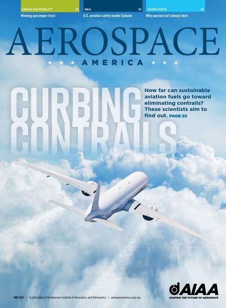 Aerospace America – May 2021