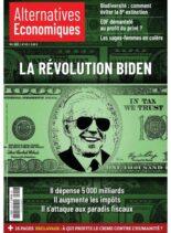 Alternatives economiques – Mai 2021