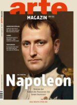 ARTE Magazin – Mai 2021