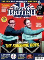 Best of British – May 2021