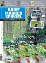 Briefmarken Spiegel – Mai 2021