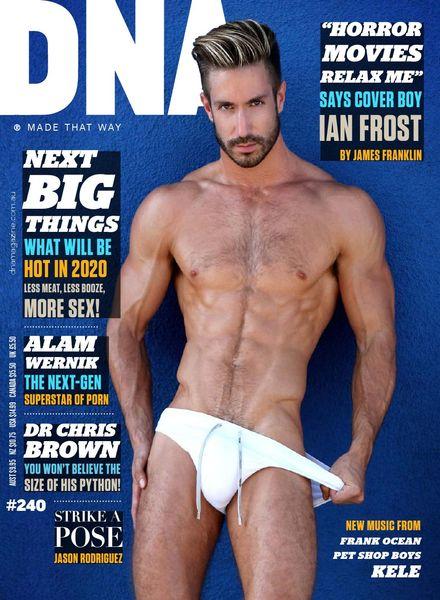 DNA Magazine – Issue 240 – December 2019