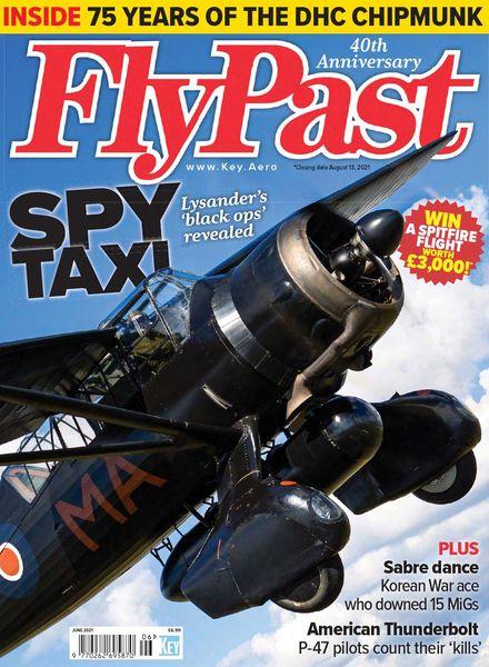 FlyPast – June 2021