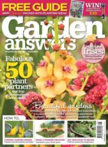 Garden Answers – May 2021