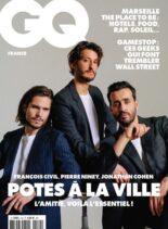 GQ France – mai 2021