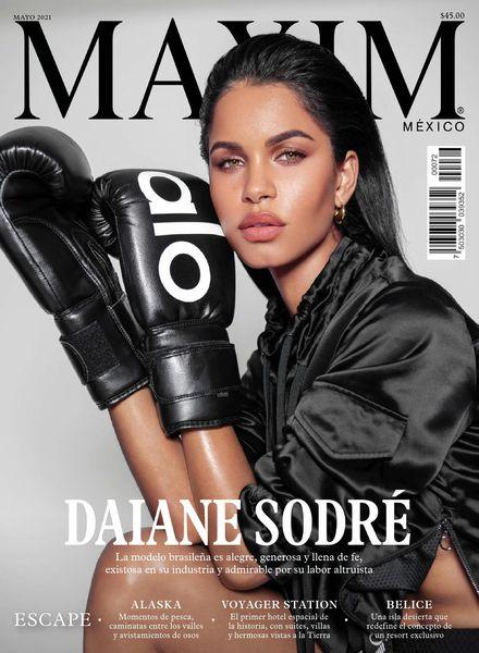 Maxim Mexico – mayo 2021
