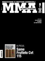MMA Macchine e Motori Agricoli – Maggio 2021