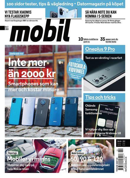Mobil Sverige – 04 maj 2021