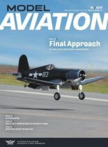 Model Aviation – April 2020