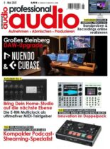 Professional Audio – Mai 2021